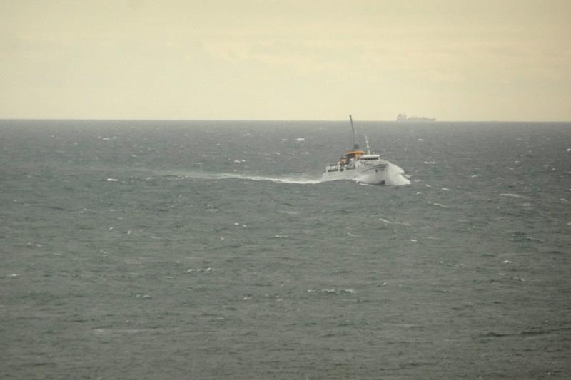 Windstärke Helgoland